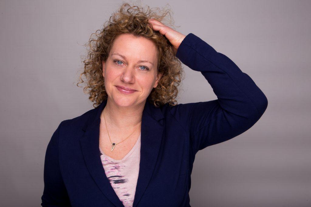 Nienke Dekkinga, consulent seksuele gezondheid